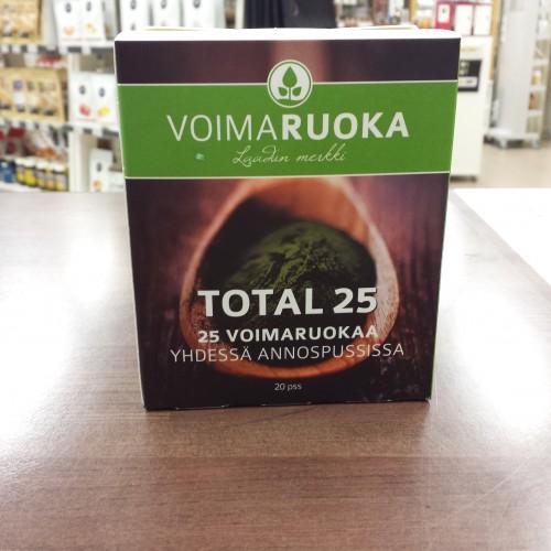 Voimaruoka Total 25