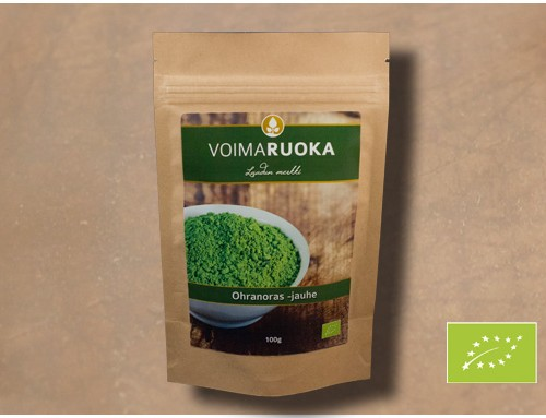 Voimaruoka Ohranoras-jauhe 100 g