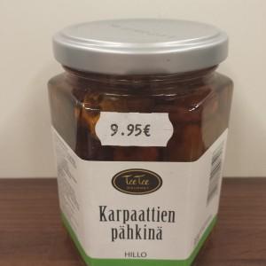 Karpaattien pähkinähillo 350 g