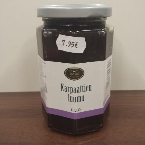 Karpaattien luumuhillo 350 g